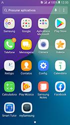 Samsung Galaxy J2 Prime - Chamadas - Como bloquear chamadas de um número específico - Etapa 3