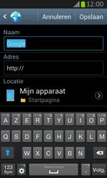 Samsung S7710 Galaxy Xcover 2 - Internet - internetten - Stap 7