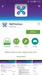 Samsung A3 (2016) - Applications - MyProximus - Step 7