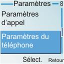 Nokia 6030 - Réseau - utilisation à l'étranger - Étape 7