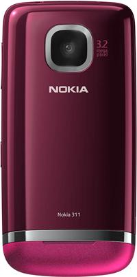 Nokia Asha 311 - Primeros pasos - Quitar y colocar la batería - Paso 2
