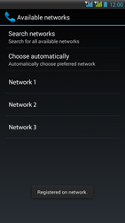 HTC Desire 516 - Network - Usage across the border - Step 11