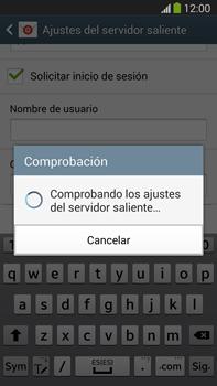 Samsung Galaxy Note 3 - E-mail - Configurar correo electrónico - Paso 16