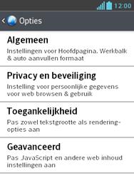 LG E430 Optimus L3 II - Internet - buitenland - Stap 21