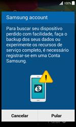 Samsung G357 Galaxy Ace 4 - Primeiros passos - Como ativar seu aparelho - Etapa 12