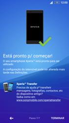Sony Xperia Z3 Plus - Primeiros passos - Como ligar o telemóvel pela primeira vez -  16