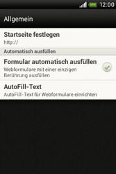 HTC Desire C - Internet - Internetverbindung - Manuelle Einstellung - Schritt 17