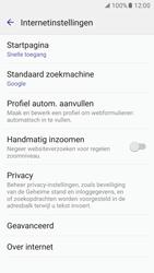 Samsung Galaxy S7 - Privacy - Privacy instellingen van de browser aanpassen - Stap 8