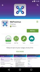 LG Google Nexus 5X - Applications - MyProximus - Step 7