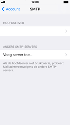 Apple iPhone 5s - iOS 11 - E-mail - Handmatig instellen - Stap 23