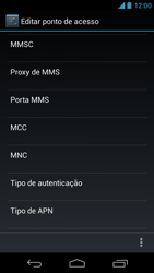 Motorola Moto X - Internet (APN) - Como configurar a internet do seu aparelho (APN Nextel) - Etapa 15