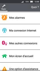 Doro 8031 - Internet et connexion - Accéder au réseau Wi-Fi - Étape 4