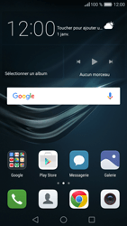 Huawei P9 - Internet - Examples des sites mobile - Étape 1