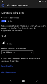 Microsoft Lumia 950 XL - MMS - configuration manuelle - Étape 7