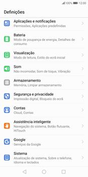 Huawei P Smart - Segurança - Como ativar o código de bloqueio do ecrã -  4