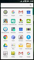 Acer Liquid Z6 Dual SIM - Internet - Internet browsing - Step 2