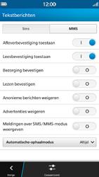 BlackBerry Z30 - MMS - probleem met ontvangen - Stap 7