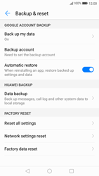 Huawei P10 - Device - Reset to factory settings - Step 6
