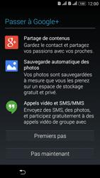 Sony Xperia E4g - Premiers pas - Créer un compte - Étape 25