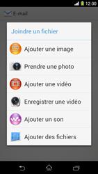 Sony C6903 Xperia Z1 - E-mail - envoyer un e-mail - Étape 10