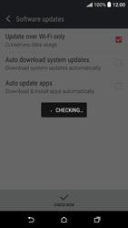 HTC Desire 530 - Network - Installing software updates - Step 7