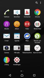 Sony Xperia Z5 (E6653) - Contacten en data - Contacten overzetten via Bluetooth - Stap 3