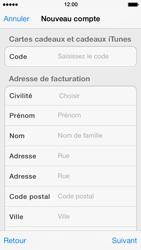 Apple iPhone 5 iOS 7 - Applications - Télécharger des applications - Étape 19