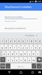 Sony Sony Xperia E5 (F3313) - Applicaties - Account instellen - Stap 12