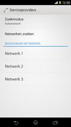 Sony D2303 Xperia M2 - Netwerk - gebruik in het buitenland - Stap 10