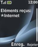 Nokia 2330 classic - Internet - configuration automatique - Étape 5