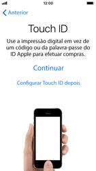 Apple iPhone 5s - iOS 11 - Primeiros passos - Como ligar o telemóvel pela primeira vez -  11