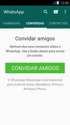 NOS NOVU - Aplicações - Como configurar o WhatsApp -  14