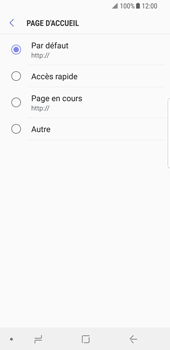 Samsung Galaxy S8 - Android Oreo - Internet - configuration manuelle - Étape 26