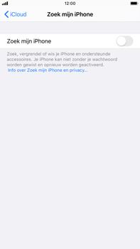 Apple iphone-6s-plus-met-ios-13-model-a1687 - Beveiliging en ouderlijk toezicht - Zoek mijn iPhone inschakelen - Stap 11