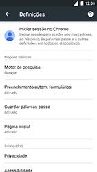 Nokia 3 - Internet no telemóvel - Como configurar ligação à internet -  25