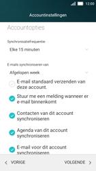 Huawei Y5 - E-mail - Handmatig instellen - Stap 10