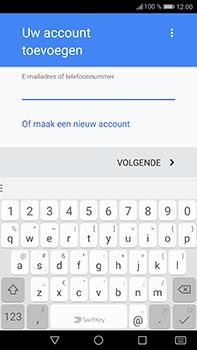 Huawei P10 Plus - E-mail - handmatig instellen (gmail) - Stap 9