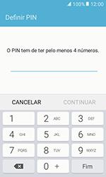 Samsung Galaxy Xcover 3 (G389) - Segurança - Como ativar o código de bloqueio do ecrã -  7