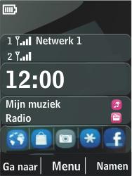 Nokia 206 Dual Sim - Buitenland - Bellen, sms en internet - Stap 10
