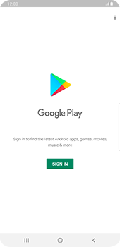 Samsung galaxy-s9-plus-android-pie - Applications - Create an account - Step 4