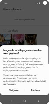 Samsung Galaxy S10e - MMS - afbeeldingen verzenden - Stap 17