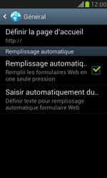 Samsung I8190 Galaxy S III Mini - Internet - configuration manuelle - Étape 21