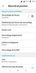 Alcatel 1 - Sécuriser votre mobile - Activer le code de verrouillage - Étape 13