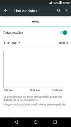 Alcatel Idol 3 - Internet - Activar o desactivar la conexión de datos - Paso 5
