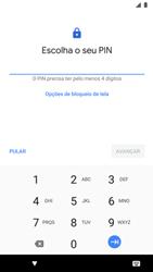 Google Pixel 2 - Primeiros passos - Como ativar seu aparelho - Etapa 12