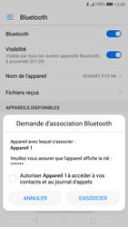 Huawei P10 Lite - WiFi et Bluetooth - Jumeler votre téléphone avec un accessoire bluetooth - Étape 6