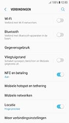 Samsung Galaxy J5 (2017) - Wi-Fi - Verbinding maken met Wi-Fi - Stap 5