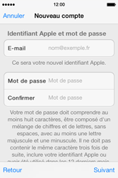 Apple iPhone 4 S iOS 7 - Applications - Télécharger des applications - Étape 12