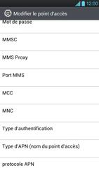 LG P880 Optimus 4X HD - MMS - Configuration manuelle - Étape 13