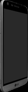 LG G5 - Primeros pasos - Quitar y colocar la batería - Paso 2